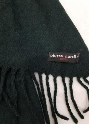 Классический шарф pierre cardin paris5 фото