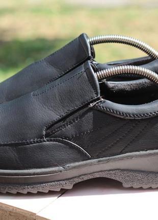 Туфли германия на широкую стопу 42-43