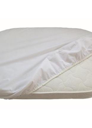 Наматрасник непромокаемый на резинке  на детскую кроватку