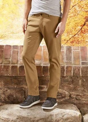 Крутые мужские стрейчевые брюки  livergy р. 54 евро