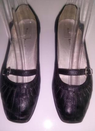 Удобные туфли от умного бренда