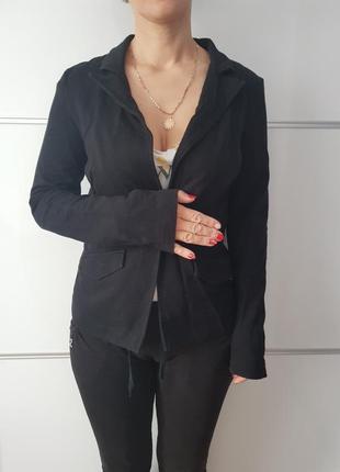 Пиджак из мягкой приятной ткани top secret