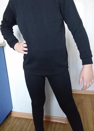 Термо белье на меху мальчикам р.8-12 л. украина .