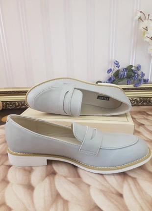 Мокасины лоферы классические туфли