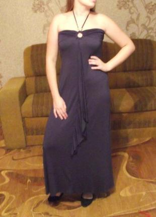 Потрясающе красивое платье сарафан от бренда debenhams, р.46