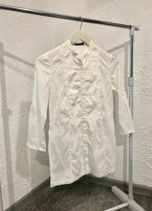 🌈🌈🌈легкая бежевая блуза massimo dutti 🌈🌈🌈