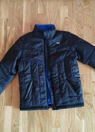Куртка puma на 12-14 лет