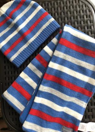 Набір шапочка і шарф