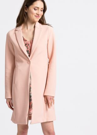 Sale пудровое  пальто тренч  пиджак от  guess m-l-хl