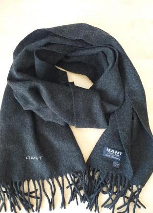 Gant  кашемировый шарф