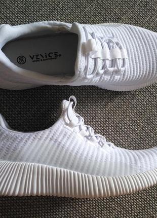Мягкие текстильные кроссовки