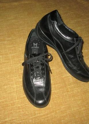 Mephisto оригинал кожаные туфли кроссовки сникерсы