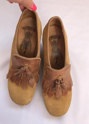 Туфли , весенне -осенние