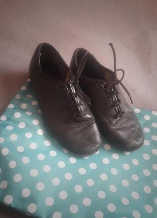 Туфлі для заняття бальними танцями