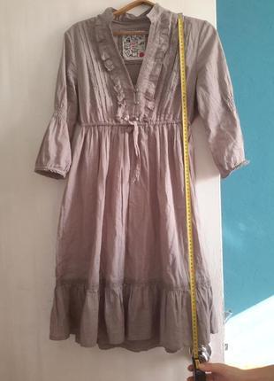 Летнее лёгкое платье oliver