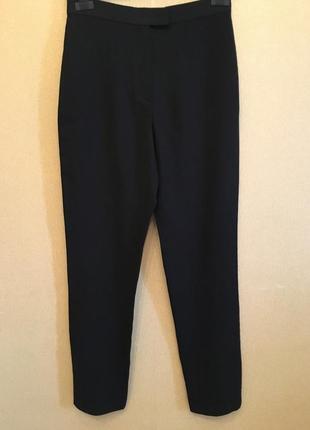 Классические шерстяные брюки hubert gasser италия