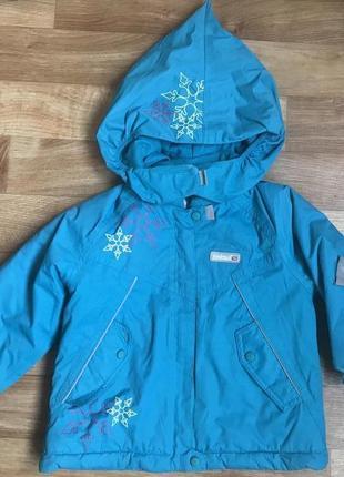 Зимняя мембранная куртка reima tec