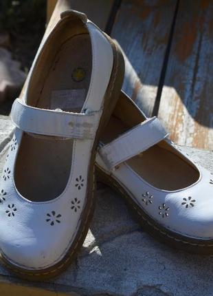 Удобные летние туфли