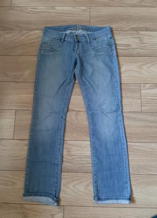 Легкие джинсики с заниженной талией