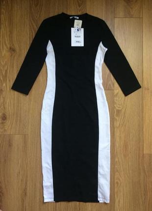 Zara, продам женское платье миди