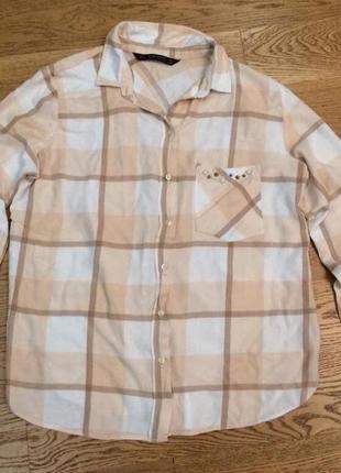 Zara, продам женскую рубашку