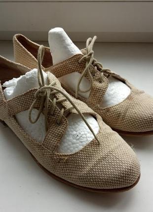 Туфли/оксфорды