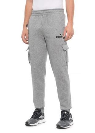 Брюки штаны puma elevated essential joggers оригинал из сша