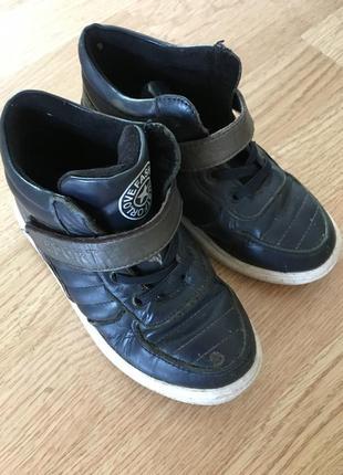 Хайтопи ботинки