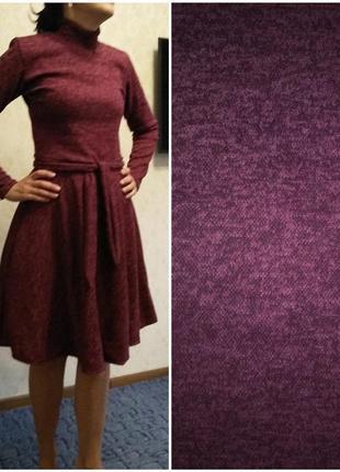 Платье из ангоры софт!в наличии есть разные размера и цвета!2 фото