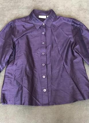 Chicos 💯 шелк классная блузка (etro sandro isabel marant maje max mara)