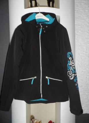 Фирменная термокуртка 40р,в идеале