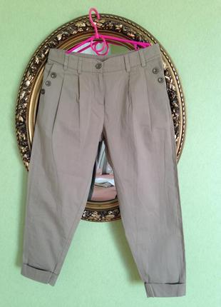Супер брюки высокая посадка шикарный цвет