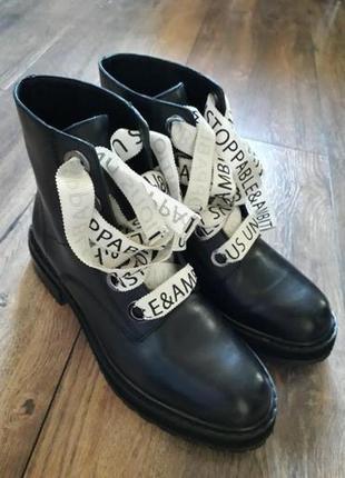 Ботинки zara 38 срочно !!!!