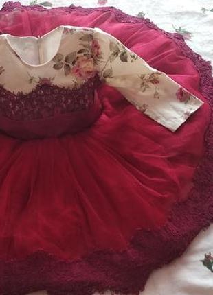 Платье на год3 фото