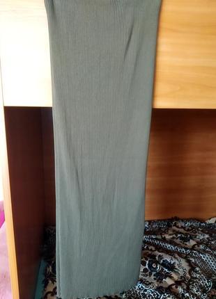 #розвантажуюсь юбка лапша миди юбка в рубчик