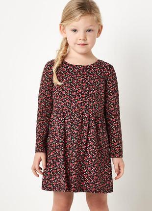 Платье в цветочек для девочки 12-13 лет sugar squad