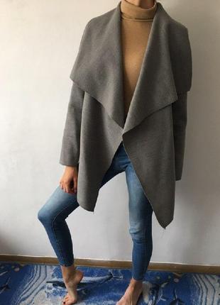 Пальто кардиган