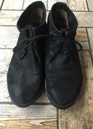 Кожаные демисезонные ботинки think!