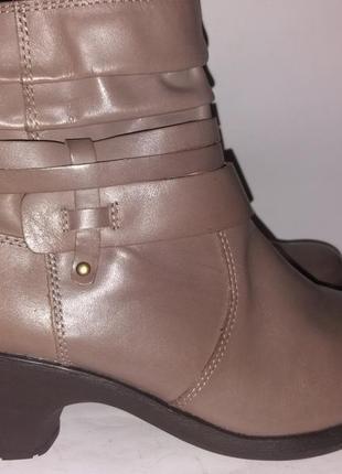 Ботинки демисезонные hotter 7р(41)