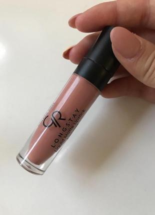 Golden rose longstay liquid matte lipstick 13