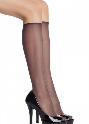 Брендовые качественные носочки подколенки 15 den dim франция.