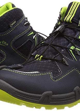 Superfit canyon - зимние ботинки с gore - tex