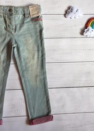 Оригинальные детские джинсы фирмы denim co