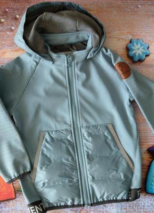 Куртка демисезонная ramon softshell light 110 см