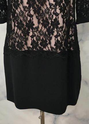 Черное кружевное платье ted baker7 фото