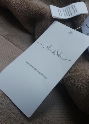 Anne de solene франция. банное полотенце 90*150.топ качество