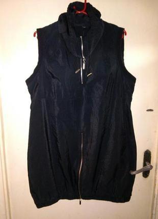 Стильное,оригинальное,эффектное,чёрное платье-баллон с молниями, evr42-50рр.,tippy