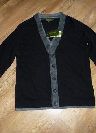 Baker новая кофта, свитер на 13 лет с шерстью мериноса