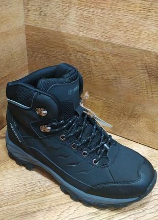 Ботинки подростковые зимние спортивные на меху restime