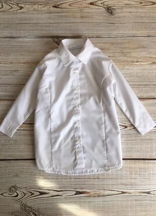 Школьная блузка, рубашка next 10лет, р,140см